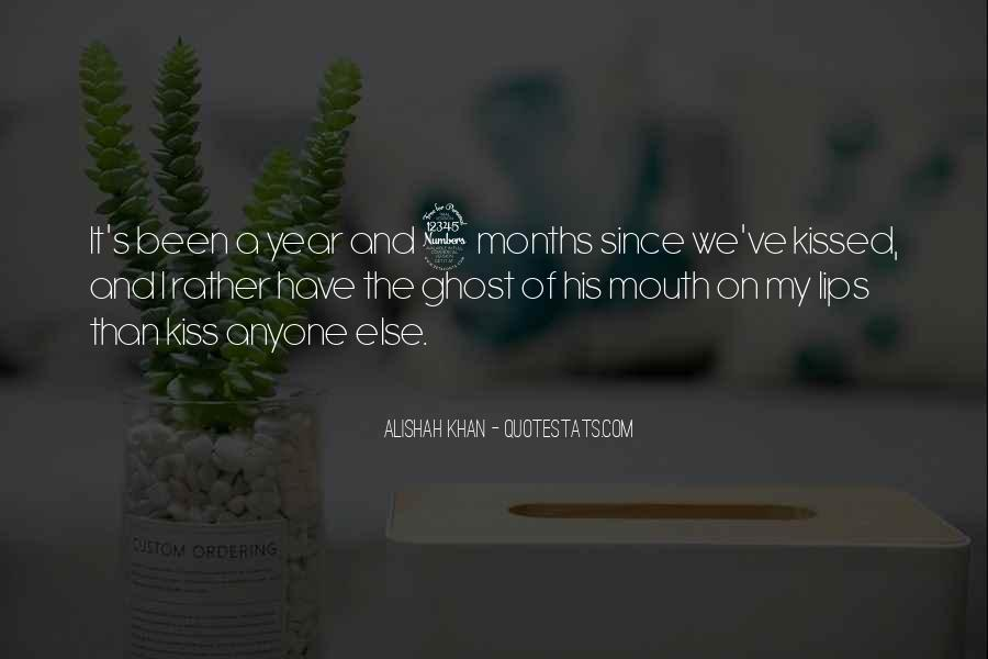 Quotes About 6 Months Of Love #39805