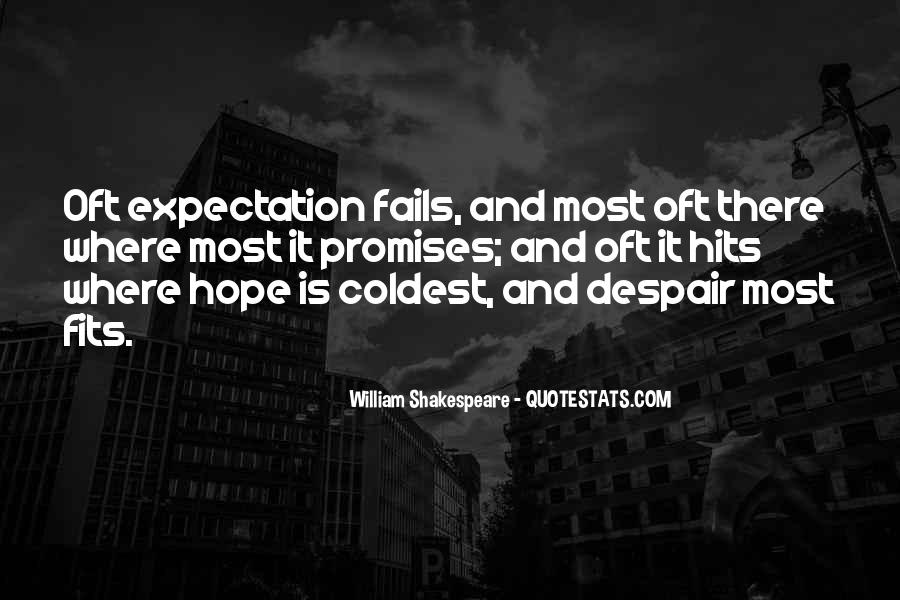 When All Hope Fails Quotes #1585308