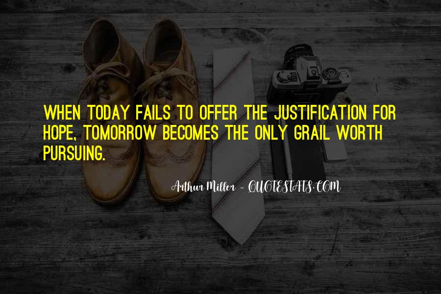 When All Hope Fails Quotes #48211