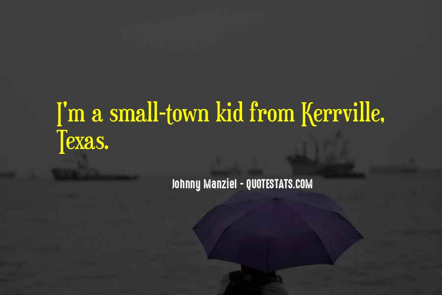 When I Was Small Kid Quotes #113371