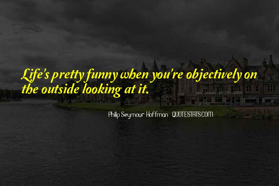 When Life Funny Quotes #1386941
