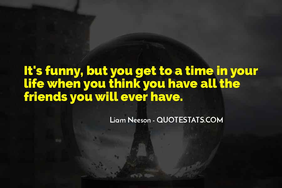When Life Funny Quotes #1395003