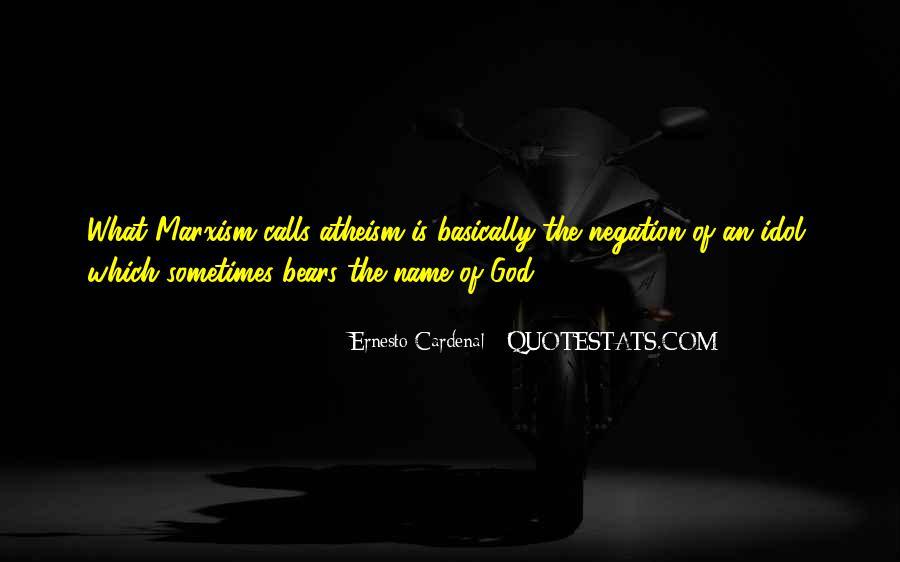 When Past Calls Quotes #11865