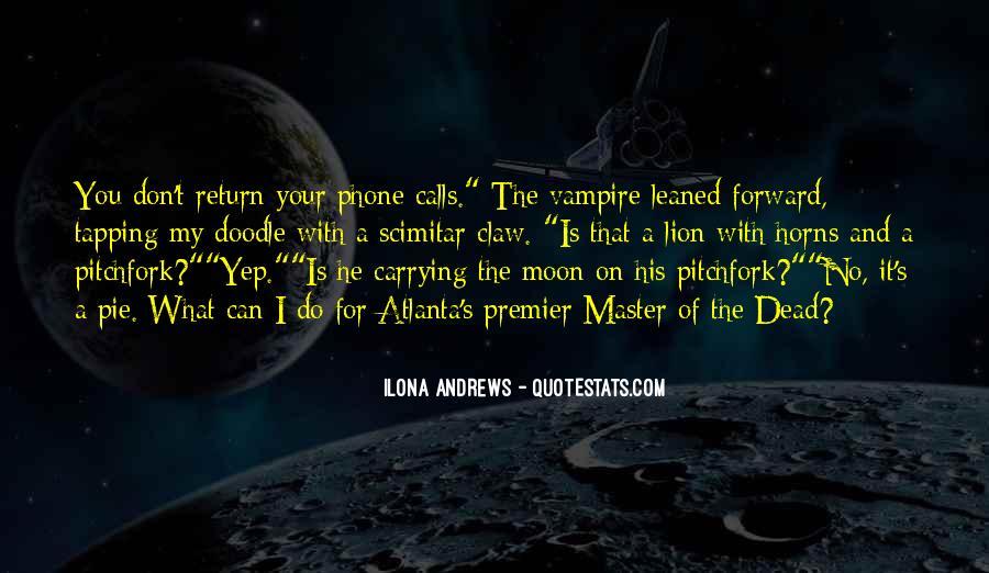 When Past Calls Quotes #21103