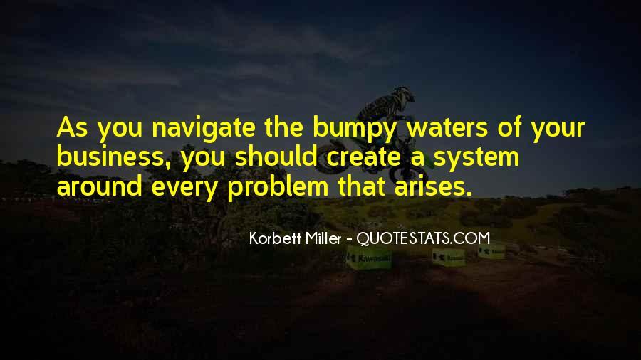 When Problem Arises Quotes #1724134