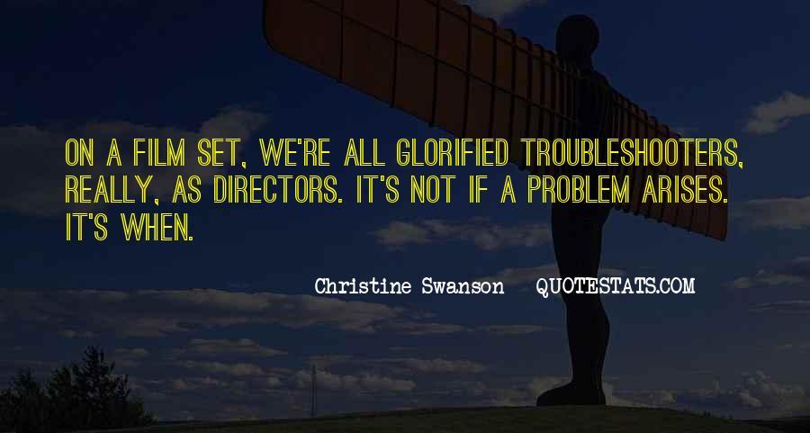 When Problem Arises Quotes #719704