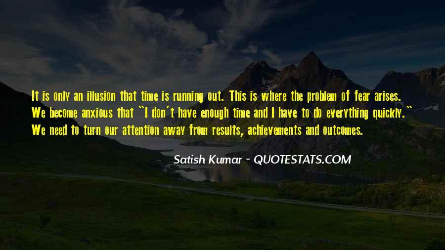When Problem Arises Quotes #924054