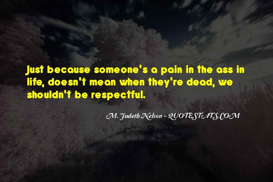 When Someone Dead Quotes #113581