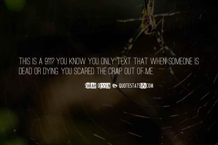 When Someone Dead Quotes #1325864