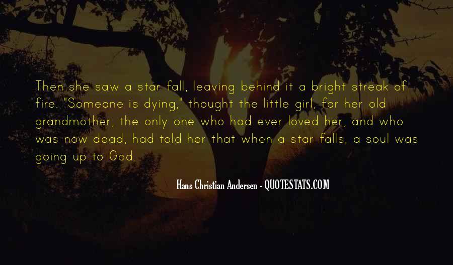 When Someone Dead Quotes #1791545