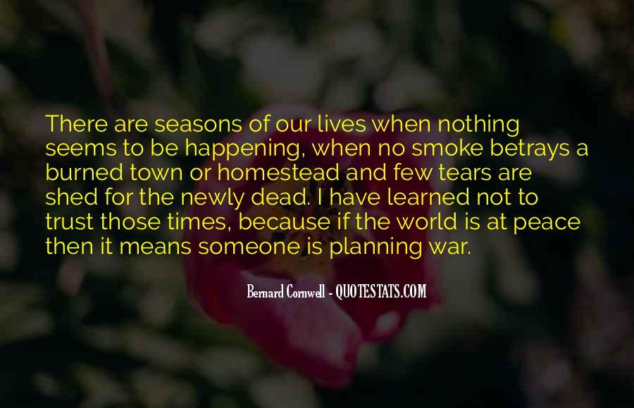 When Someone Dead Quotes #689393