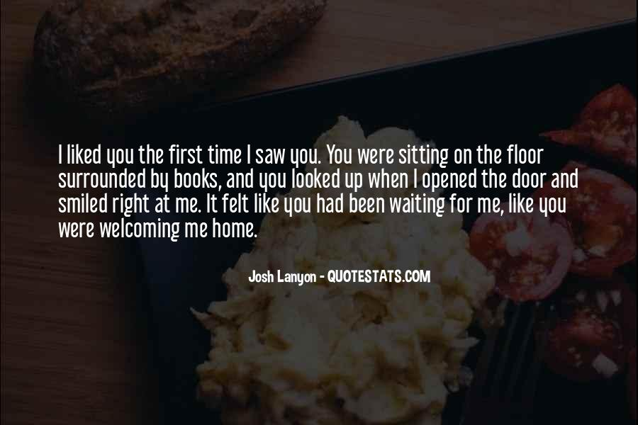 When The Time's Right Love Quotes #1159089
