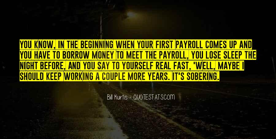 When We First Meet Quotes #224459