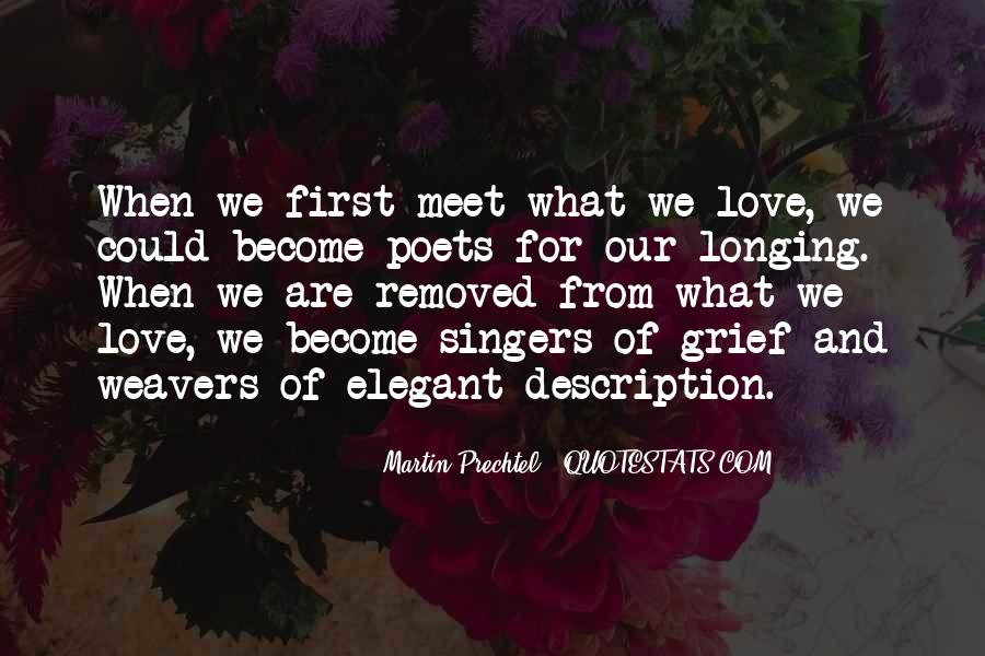 When We First Meet Quotes #996616