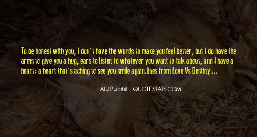 When Will I See You Again Love Quotes #112509