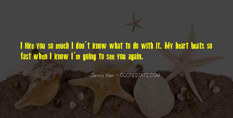 When Will I See You Again Love Quotes #147375
