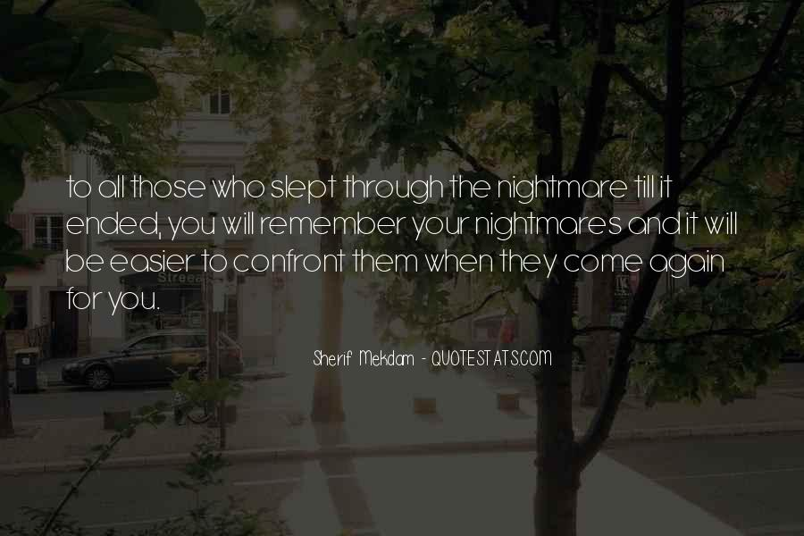 When Will You Come Quotes #117610