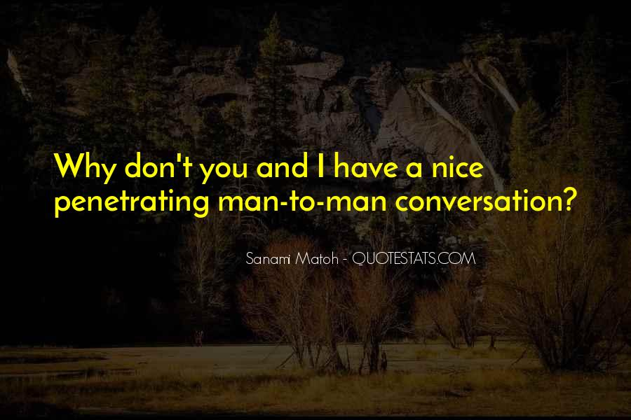 When You Do Something Nice Quotes #2605