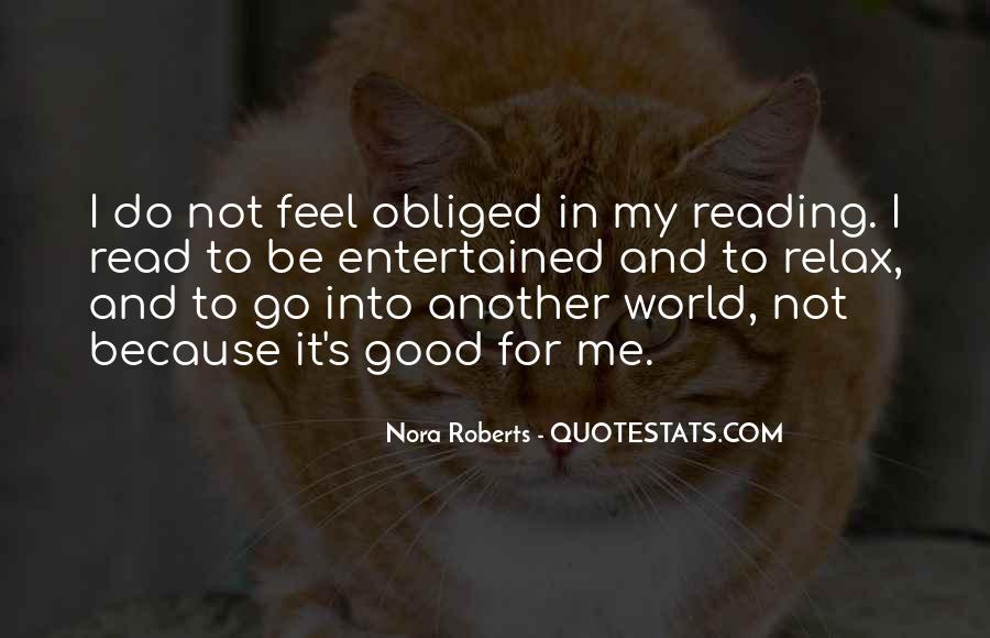 When You Feel All Alone In This World Quotes #46444