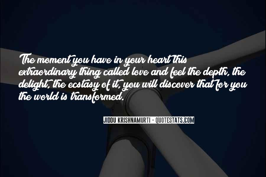 When You Feel All Alone In This World Quotes #51452