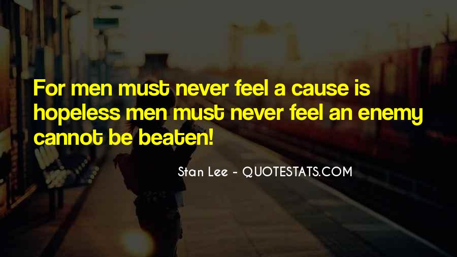 When You Feel Hopeless Quotes #266636