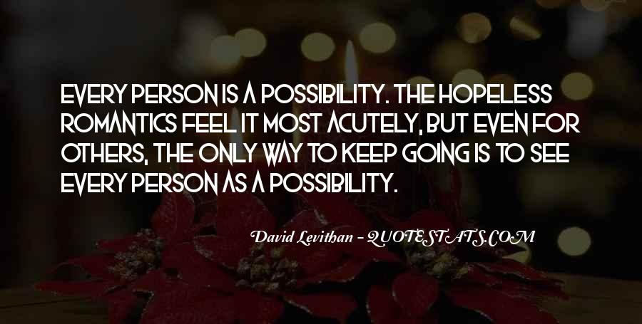 When You Feel Hopeless Quotes #385239