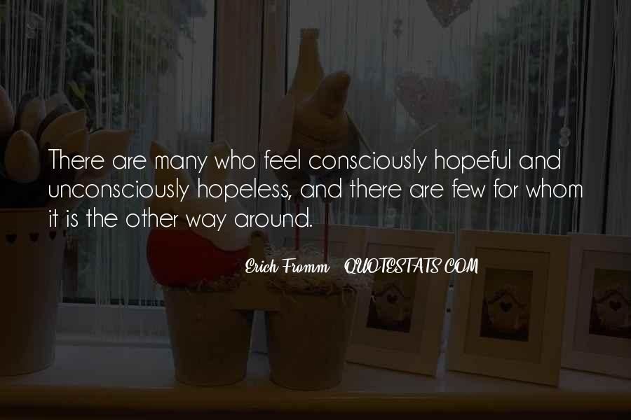 When You Feel Hopeless Quotes #537221