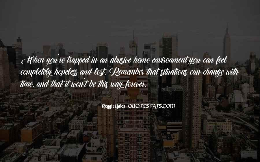 When You Feel Hopeless Quotes #975995