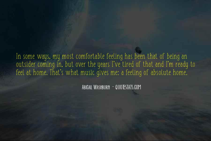 When You Feel Tired Quotes #311796