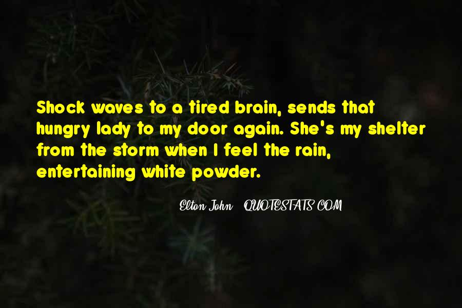 When You Feel Tired Quotes #53316