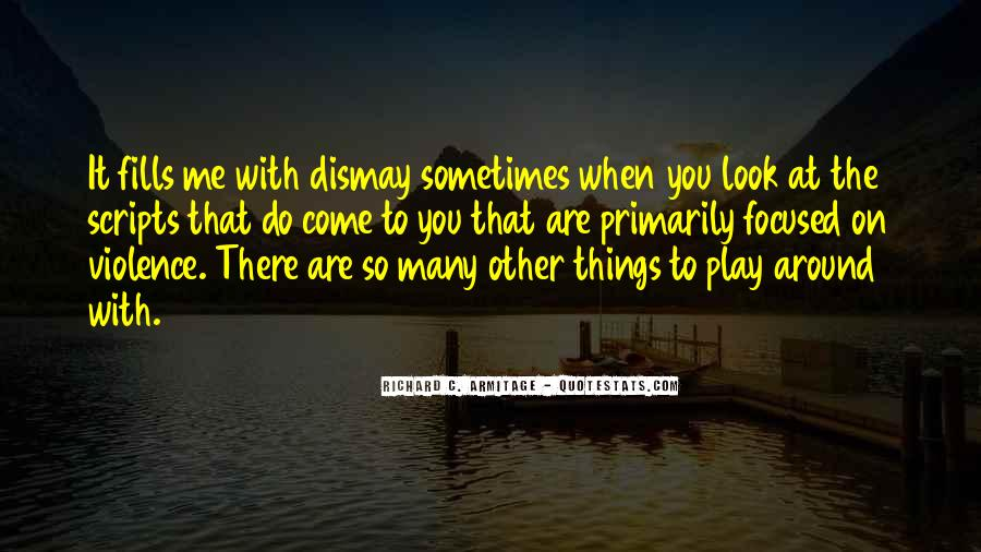 When You Look Around Quotes #1265745