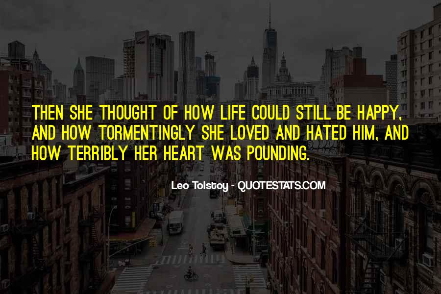Quotes About Love Tolstoy #199562