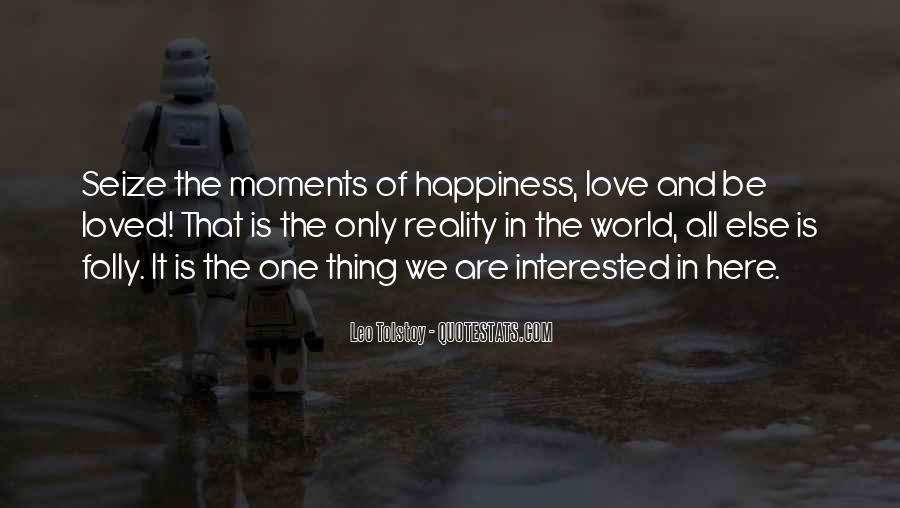 Quotes About Love Tolstoy #296641