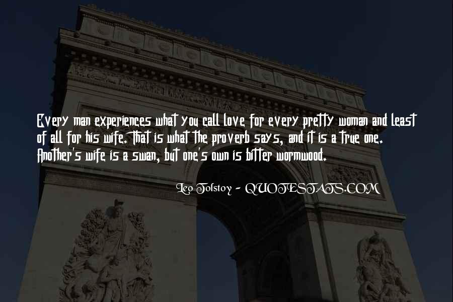 Quotes About Love Tolstoy #864891