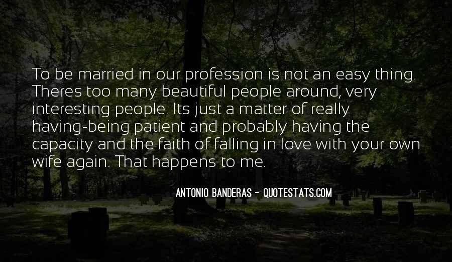 Quotes About Being Patient With Me #1061932