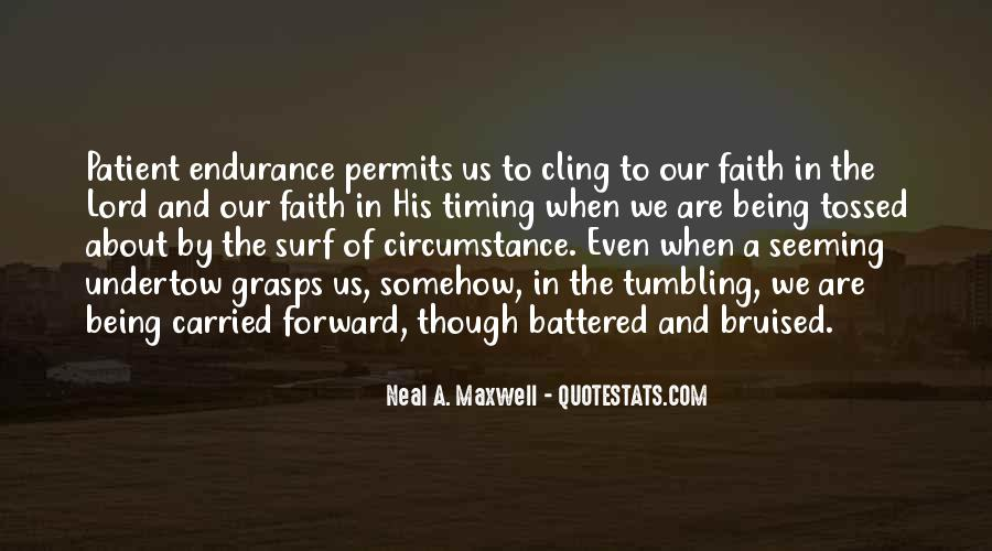 Quotes About Being Patient With Me #167000