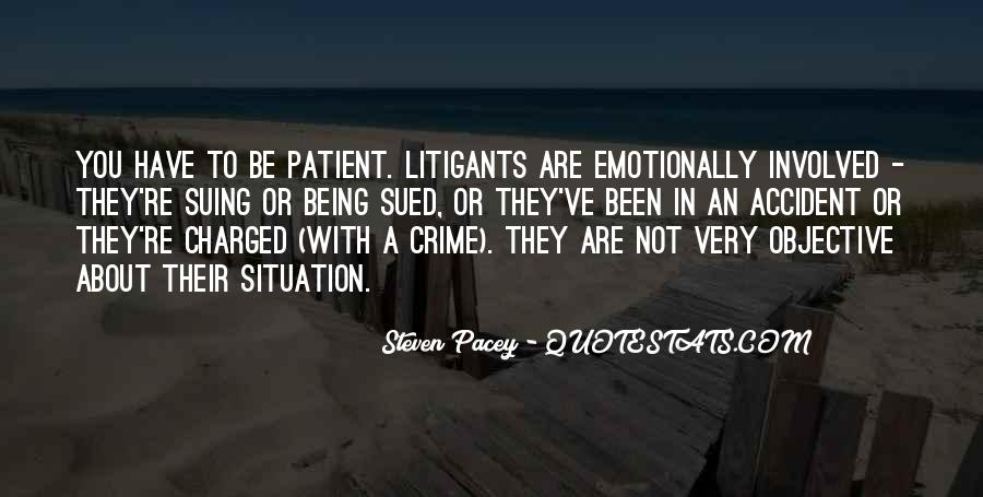 Quotes About Being Patient With Me #259730