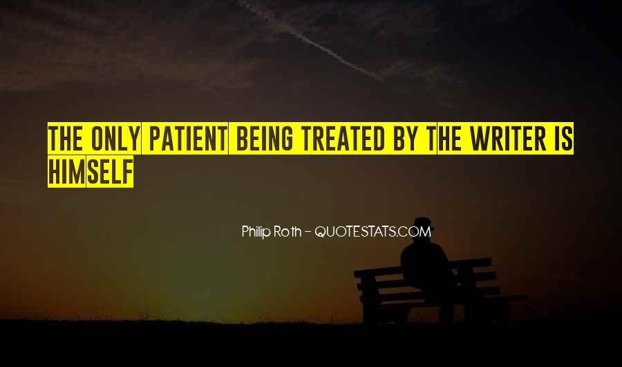 Quotes About Being Patient With Me #72067