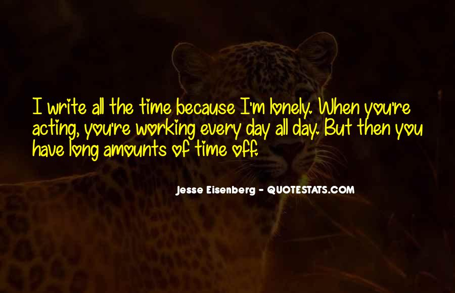 When You're Lonely Quotes #1429208