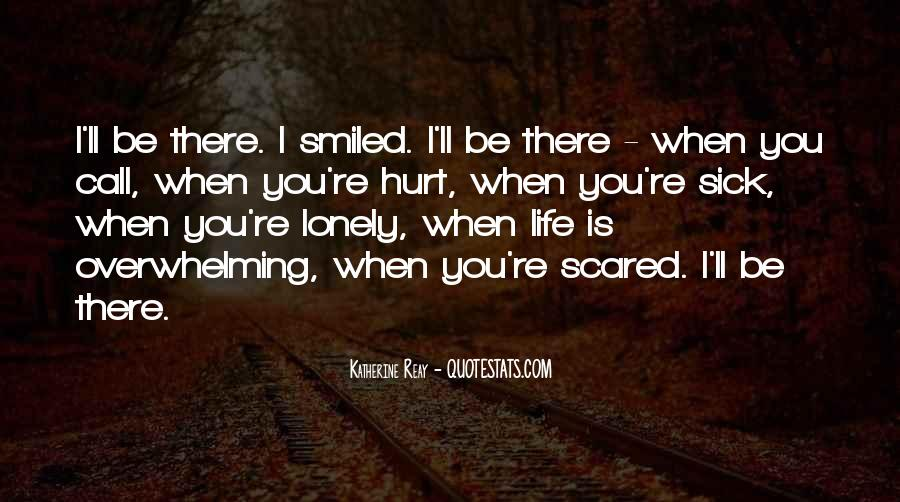When You're Lonely Quotes #1673947