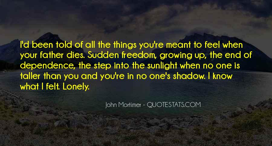 When You're Lonely Quotes #846064
