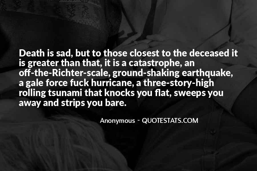 Where Are You Now Sad Quotes #4774