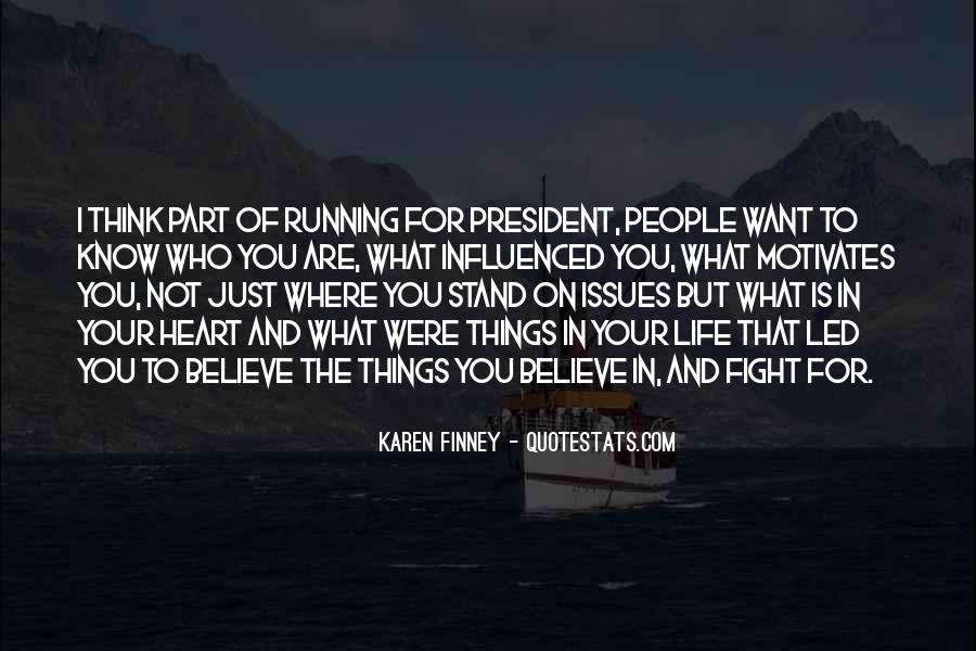 Where I Stand In Your Life Quotes #111800