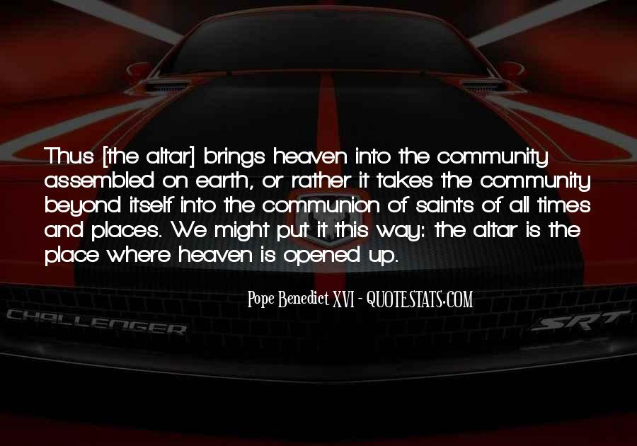 Where Is Heaven Quotes #1060859