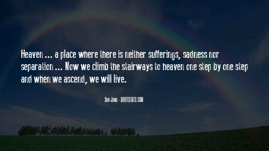 Where Is Heaven Quotes #1064015