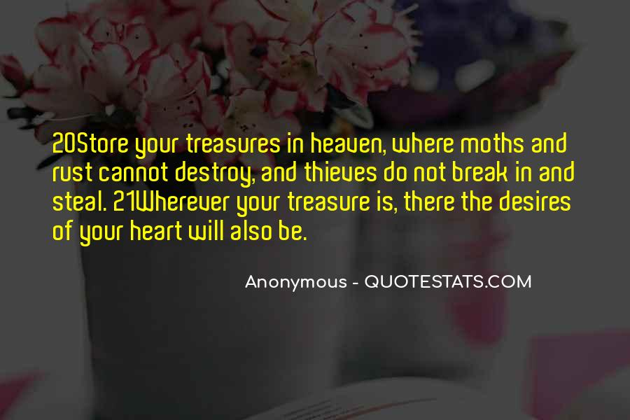 Where Is Heaven Quotes #147826