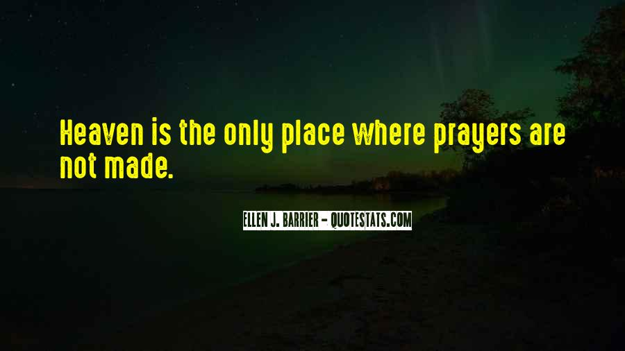 Where Is Heaven Quotes #262304