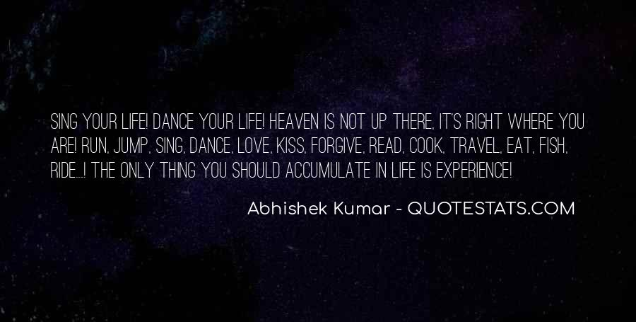 Where Is Heaven Quotes #274189