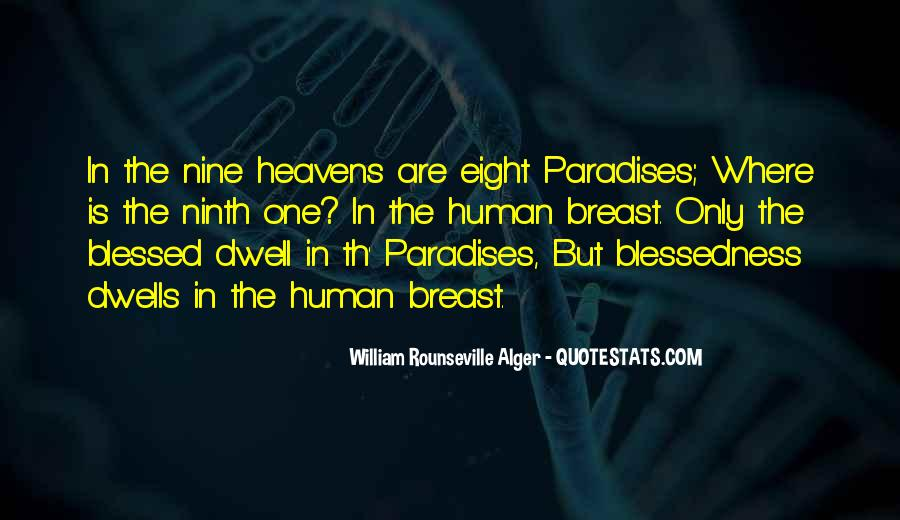 Where Is Heaven Quotes #408740