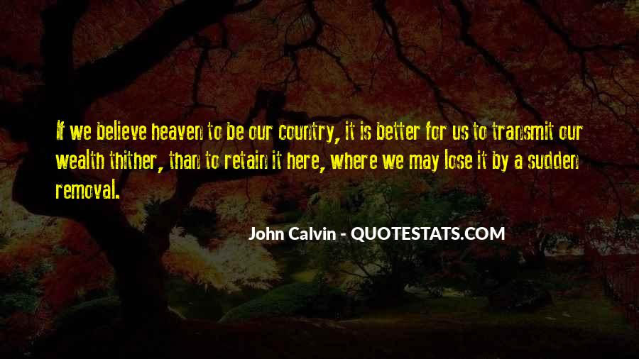 Where Is Heaven Quotes #462878